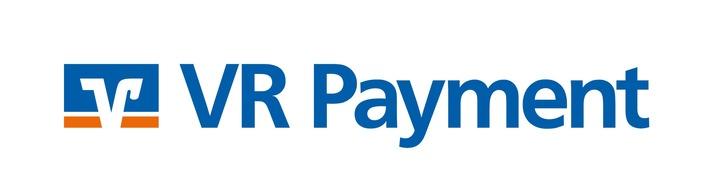 """VR Payment tritt mit neuer Wort-Bildmarke an. Weiterer Text über ots und www.presseportal.de/nr/115589 / Die Verwendung dieses Bildes ist für redaktionelle Zwecke honorarfrei. Veröffentlichung bitte unter Quellenangabe: """"obs/VR Payment GmbH"""""""