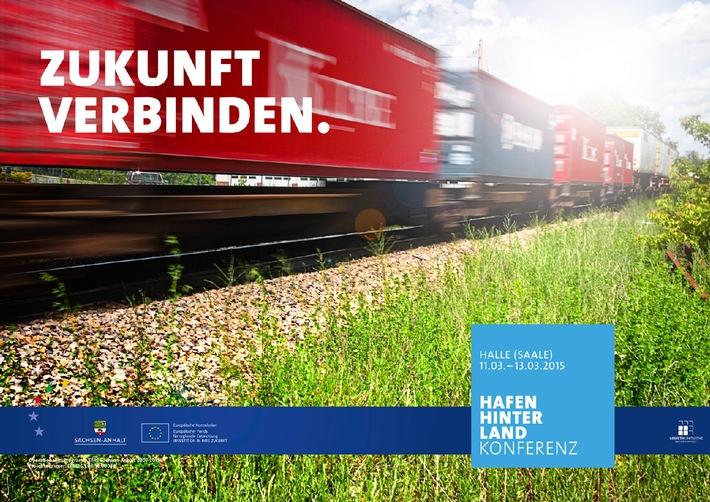 Zukunft verbinden - Die Logistik trifft sich in Sachsen-Anhalt