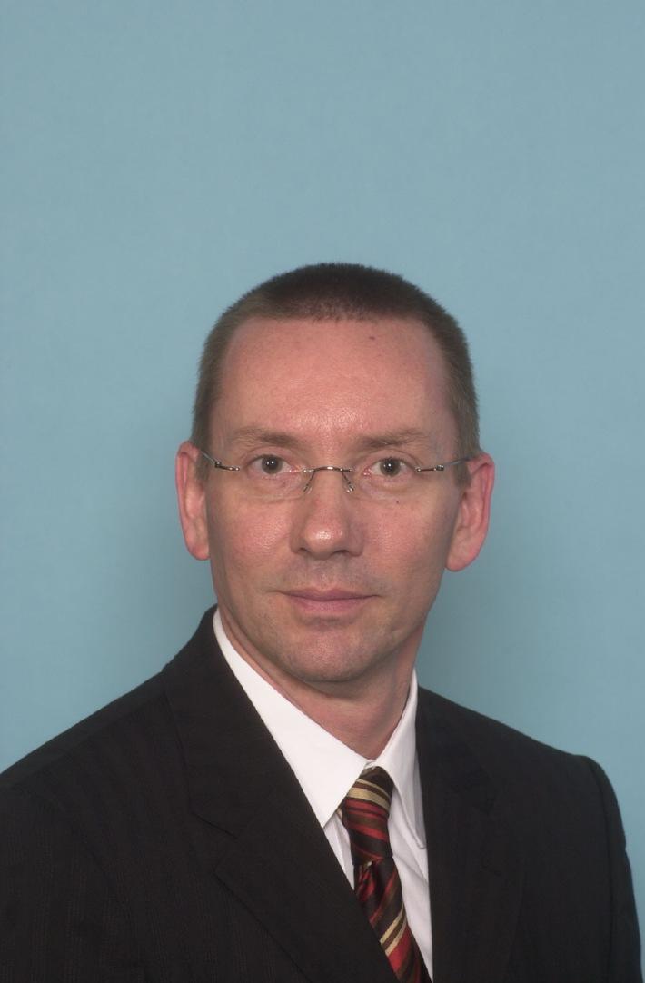 Stefan Baumann, nouveau directeur de Continental Suisse SA