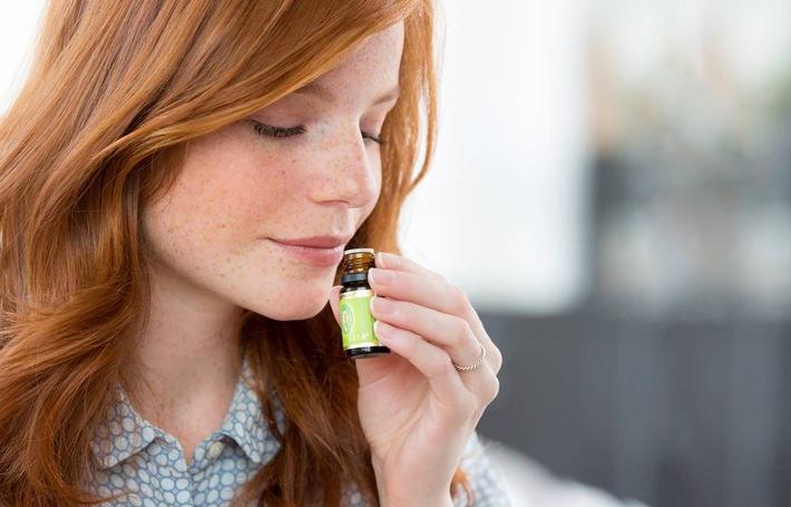 Gestörter Geruchssinn durch Corona: / Riechtraining unterstützt die Genesung (FOTO)