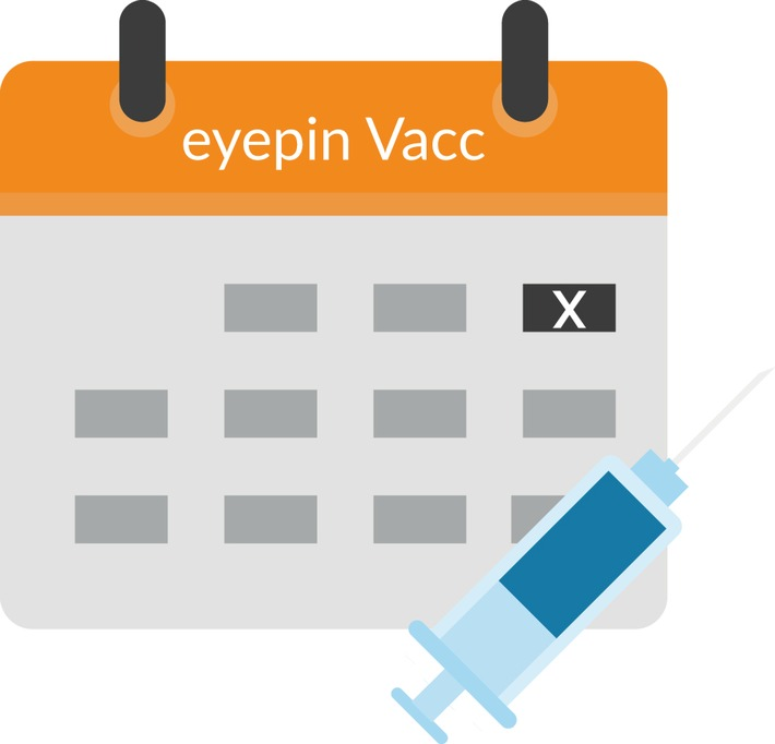 eyepin präsentiert die digitale Lösung für betriebsinterne Corona-Tests und Impfungen / eyepin Vacc / Weiterer Text über ots und www.presseportal.de/nr/154962 / Die Verwendung dieses Bildes ist für redaktionelle Zwecke unter Beachtung ggf. genannter Nutzungsbedingungen honorarfrei. Veröffentlichung bitte mit Bildrechte-Hinweis.
