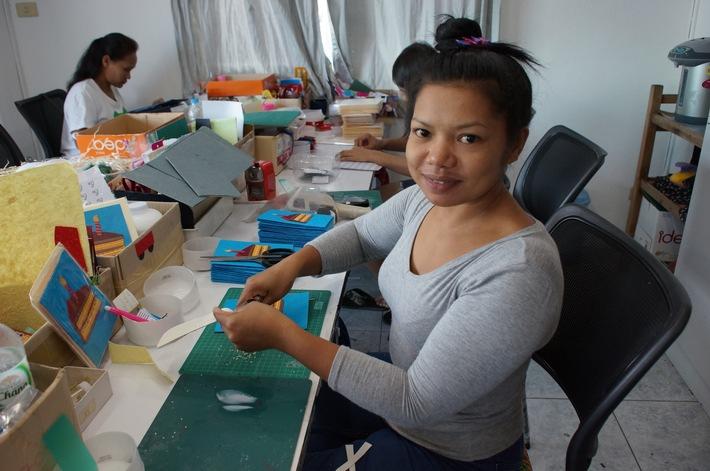 Global Micro Initiative e.V. hilft jetzt auch in Thailand