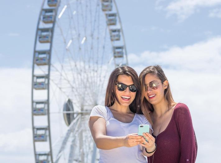 ELVIA Reise-Handyschutz: Sicher unterwegs mit dem Smartphone