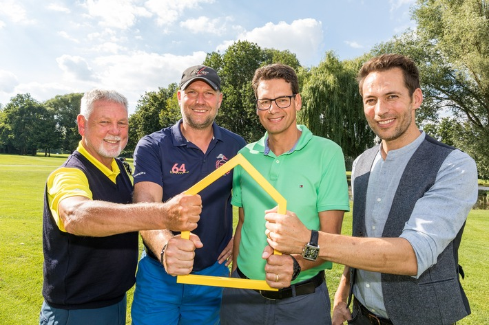 Spielend Gutes tun beim 3. McDonald's Kinderhilfe Golf Cup in Ingolstadt