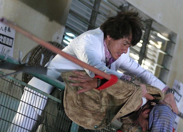 """Einbrecher auf Abwegen: Jackie Chan in """"Rob-B-Hood"""" am Freitag auf ProSieben"""