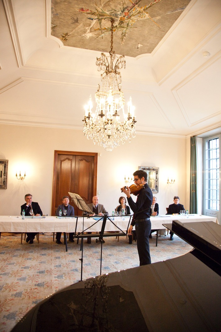 Migros-Kulturprozent: Instrumentalmusik-Wettbewerb 2011 Ausgezeichneter Nachwuchs