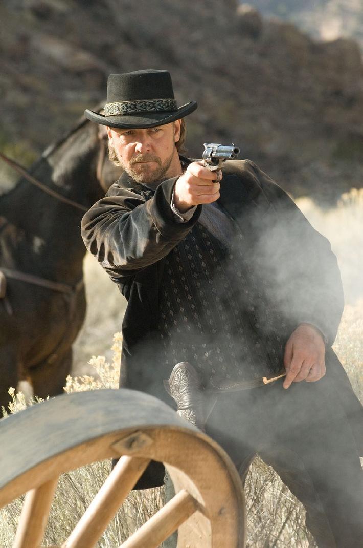 """Garnicht-von-gestern-Western: """"Todeszug nach Yuma"""" am Sonntag auf ProSieben"""