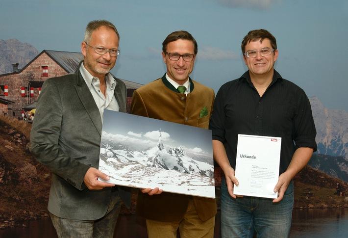 Berg.Welten 2011: Berge als Metapher - BILD