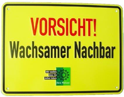 """POL-DA: Landesaktionstag der Polizei: Thema """"Wachsamer Nachbar"""""""
