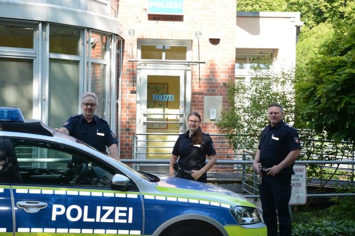 POL-VER: Polizeistation Worpswede in neuer Besetzung