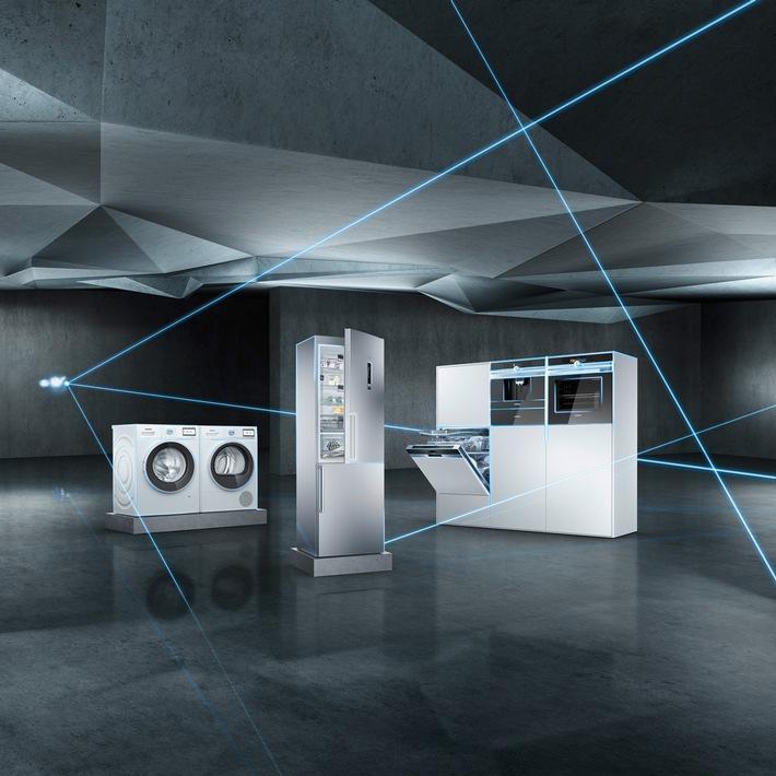 Die Smarte Kuche Von Siemens Ist Komplett Mit