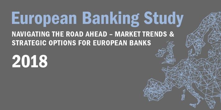 """Europas Banken schieben seit Jahren ein Rentabilitätsproblem vor sich her. Nach der aktuellen European Banking Study der Strategie- und Managementberatung zeb werden die Profitabilitätsmängel weiter zunehmen, wenn nicht konsequent gegengesteuert wird. zeb hat mit seiner europäischen Bankenstudie (EBS) zum fünften Mal untersucht, wo die europäischen Banken stehen, welche Herausforderungen sie zu meistern haben und welche Entwicklungsmöglichkeiten für mehr Profitabilität bestehen. Weiterer Text über ots und www.presseportal.de/nr/119614 / Die Verwendung dieses Bildes ist für redaktionelle Zwecke honorarfrei. Veröffentlichung bitte unter Quellenangabe: """"obs/zeb"""""""