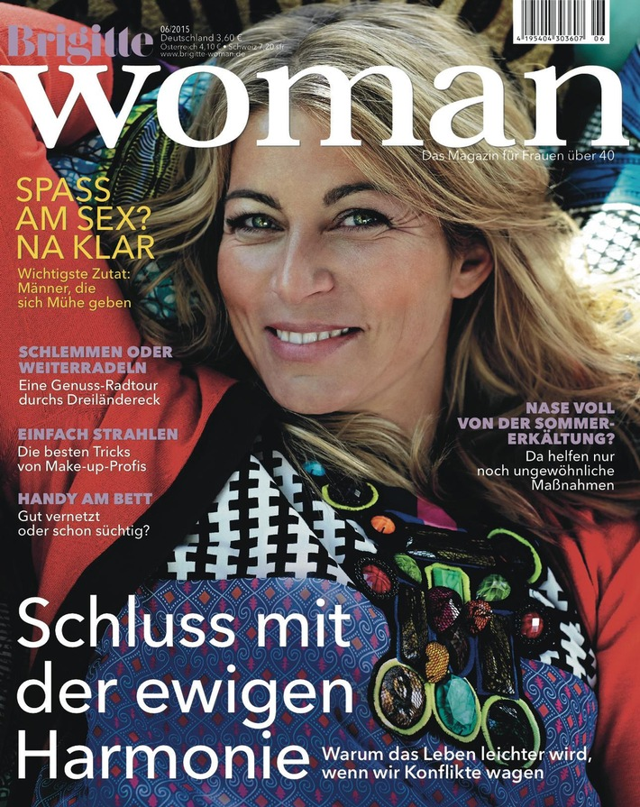 Katja Riemann glaubt an Wahlverwandtschaften