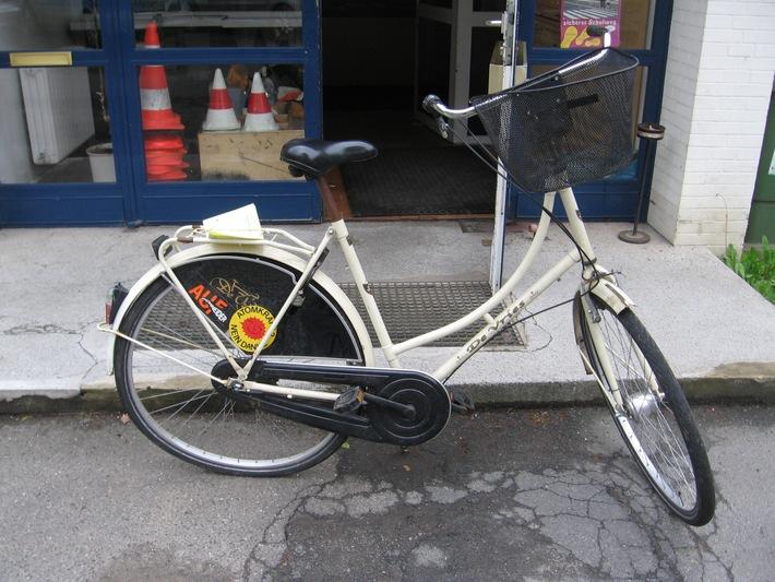 POL-HI: Bad Salzdetfurth - Fahrraddieb auf frischer Tat betroffen