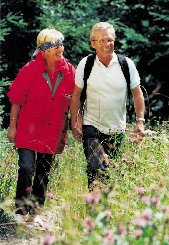 50plus Hotels: Artenvielfalt beim Wandern erleben - BILD
