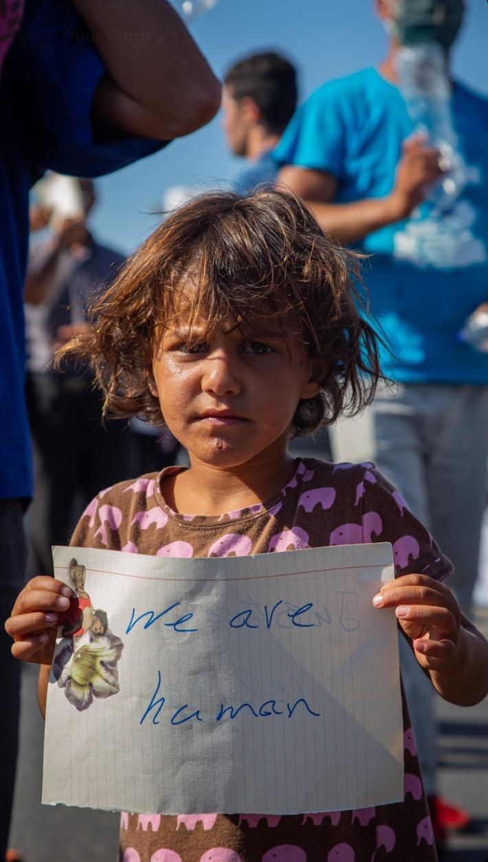 Zum Weltflüchtlingstag am 20. Juni: Zahlreiche in die EU geflüchtete Kinder leben in Griechenland auf der Straße / Europa muss Rechte geflüchteter Kinder achten und Grenzstaaten entlasten