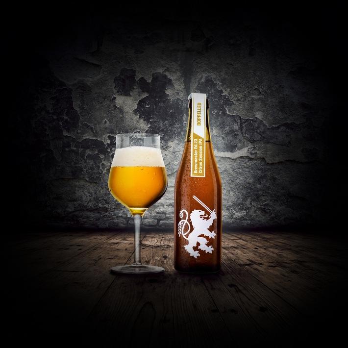 Nous sommes prêts pour le printemps: Brewmaster Limited Ed. 23 Citrus Session IPA garantit un début de saison sensationnel.