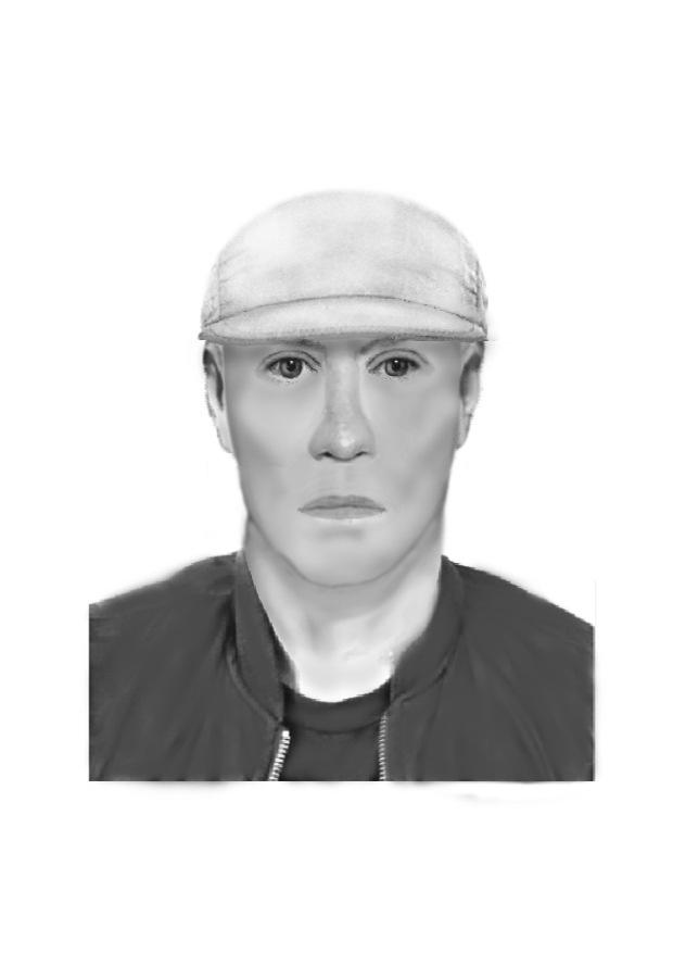 Quelle: Polizei - Wer kennt diesen unbekannten Mann?
