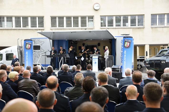 Festakt 40 Jahre Spezialeinheiten Essen vom 13.09.2018