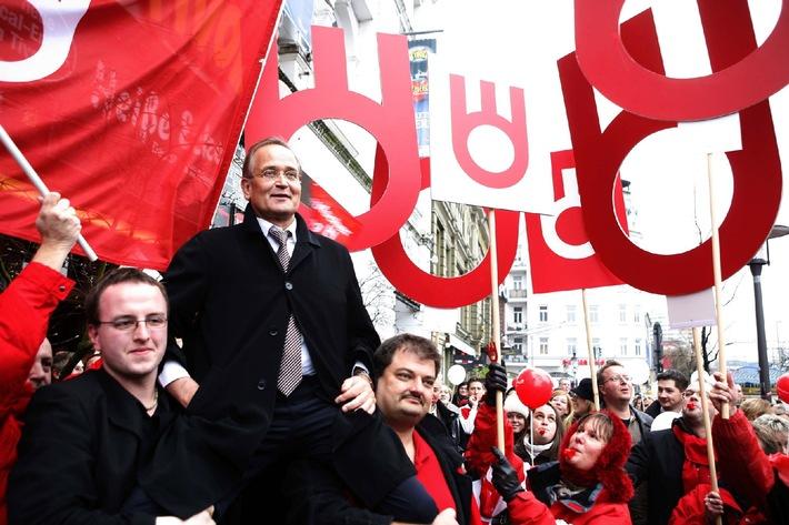 Deutscher Ring Sach- und Lebensversicherung: ArbeitnehmervertreterInnen im Aufsichtsrat werden die Abberufung des Vorstands nicht mittragen