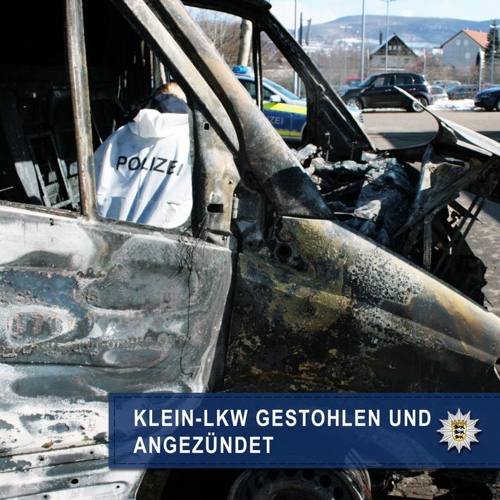 Klein Lkw 2