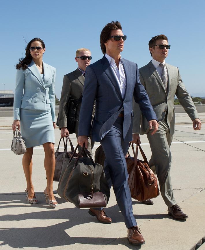 """Schwindelerregende Action mit Tom Cruise in der Free-TV-Premiere """"Mission: Impossible 4"""" am 22. Dezember 2013 auf ProSieben"""