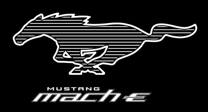 """Der Mustang Mach-E erweitert die Mustang-Familie um ein rein elektrisches Modell / Weiterer Text über ots und www.presseportal.de/nr/6955 / Die Verwendung dieses Bildes ist für redaktionelle Zwecke honorarfrei. Veröffentlichung bitte unter Quellenangabe: """"obs/Ford-Werke GmbH"""""""