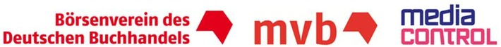 """Börsenverein und MVB verlängern vorzeitig Verträge mit Media Control. Weiterer Text über ots und www.presseportal.de/nr/59327 / Die Verwendung dieses Bildes ist für redaktionelle Zwecke honorarfrei. Veröffentlichung bitte unter Quellenangabe: """"obs/media control GmbH"""""""