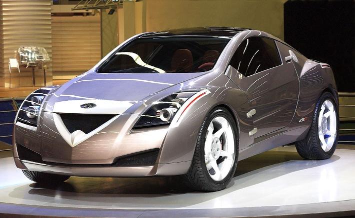 Hyundai Designstudie Clix auf der IAA - Vier Autos in einem