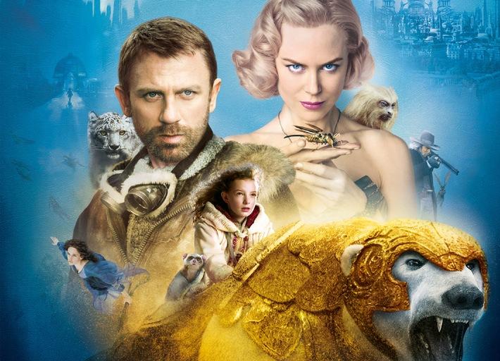 """Die Magie der Wahrheit: Nicole Kidman und Daniel Craig in """"Der Goldene Kompass"""" in SAT.1"""