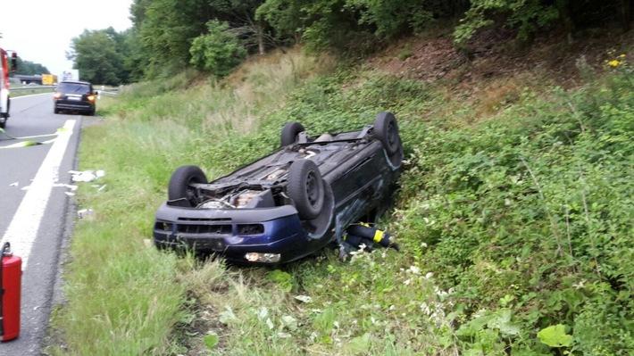FW-EN: Schwerer Verkehrsunfall BAB A1