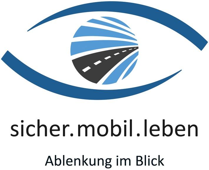 """""""sicher.mobil.leben - Ablenkung im Blick"""" Verkehrssicherheitsaktion Ihrer Polizei"""