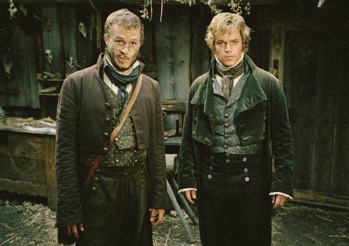 Matt Damon - bald nur noch Filme in New York? // TELE 5 zeigt 'Brothers Grimm' am 03. August um 20.15 Uhr
