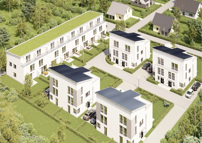 ▷ Neue Bien-Zenker Häuser machen mobil / Erste Plus-Energie-Haus ...