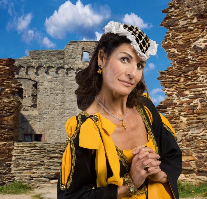 SWR4 sendet Burgradio live von der Burg Rheinfels/ Vom 10. bis 22. September - Exklusives Burgfest zum Abschluss - Karten nur zu gewinnen (BILD)