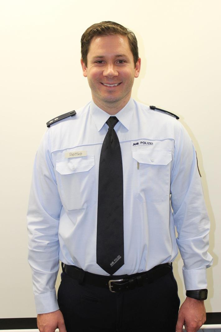 Polizeioberkommissar Christian Rettke ist neuer Leiter des Polizeipostens HN-Sontheim