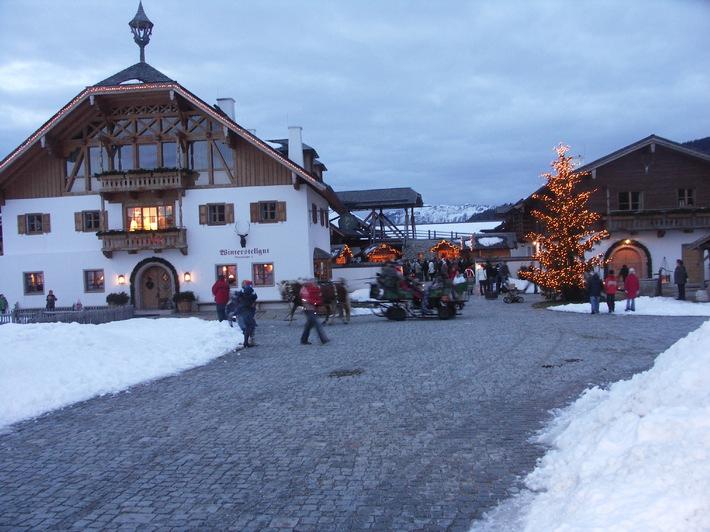 Lammertaler Advent im Winterstellgut Annaberg - BILD