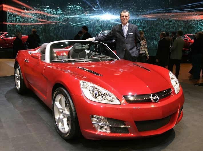 General Motors in Genf: Vier Welt- und drei Europapremieren