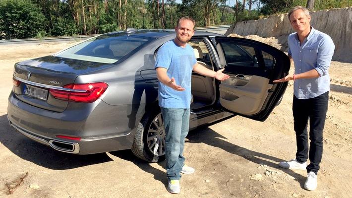 GRIP - Das Motormagazin: Der neue 7er BMW