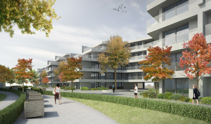 Allianz Suisse enrichit son portefeuille d'un projet immobilier exceptionnel