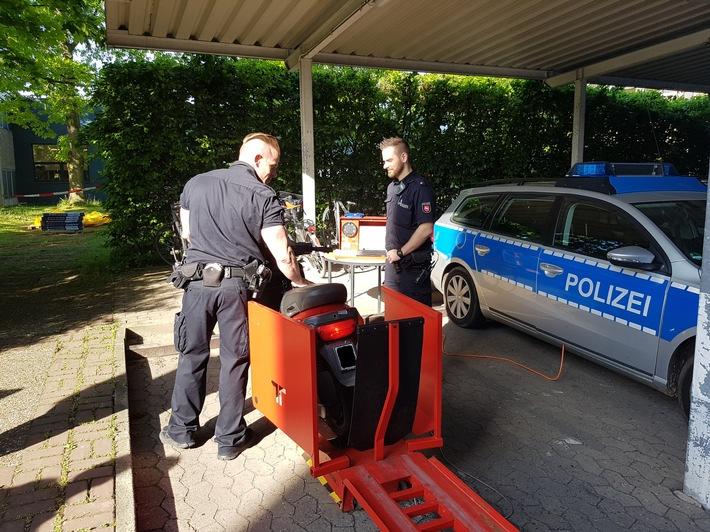 POL-HI: Hildesheimer Polizei leitet diverse Strafverfahren ein  - Kontrollen werden fortgesetzt.