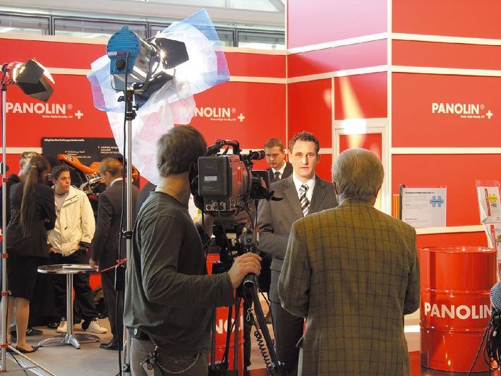 PANOLIN auf SF2: Schweizer Schmierstofffirma im Rampenlicht
