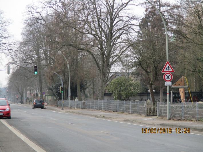 Hauenhorst, Hauptstraße
