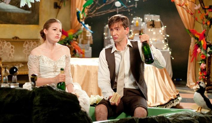 """Deutschlandpremiere """"Wer ist die Braut"""" am Sonntag, 20. Juli 2014 auf sixx"""