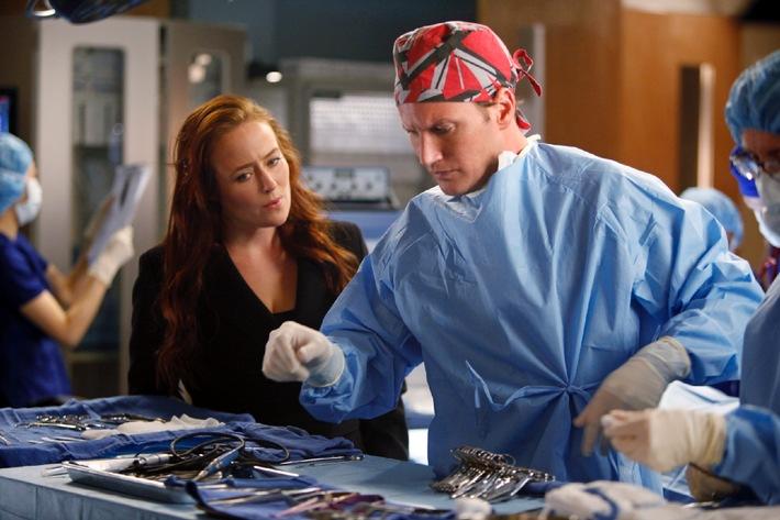 """Serien-Arzt mit sechstem Sinn: Patrick Wilson ist """"A Gifted Man"""" ab 21. September bei kabel eins in Deutscher Erstausstrahlung (BILD)"""