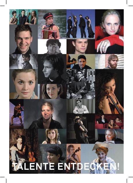 Das Migros-Kulturprozent vermittelt Schweizer Nachwuchstalente / Das Migros-Kulturprozent lanciert Online-Talentplattform
