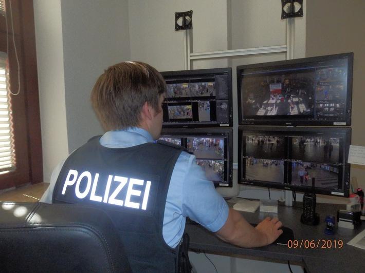BPOL-HB: Wasserflaschentrick: Handydieb besichtigt neue Wache der Bundespolizei