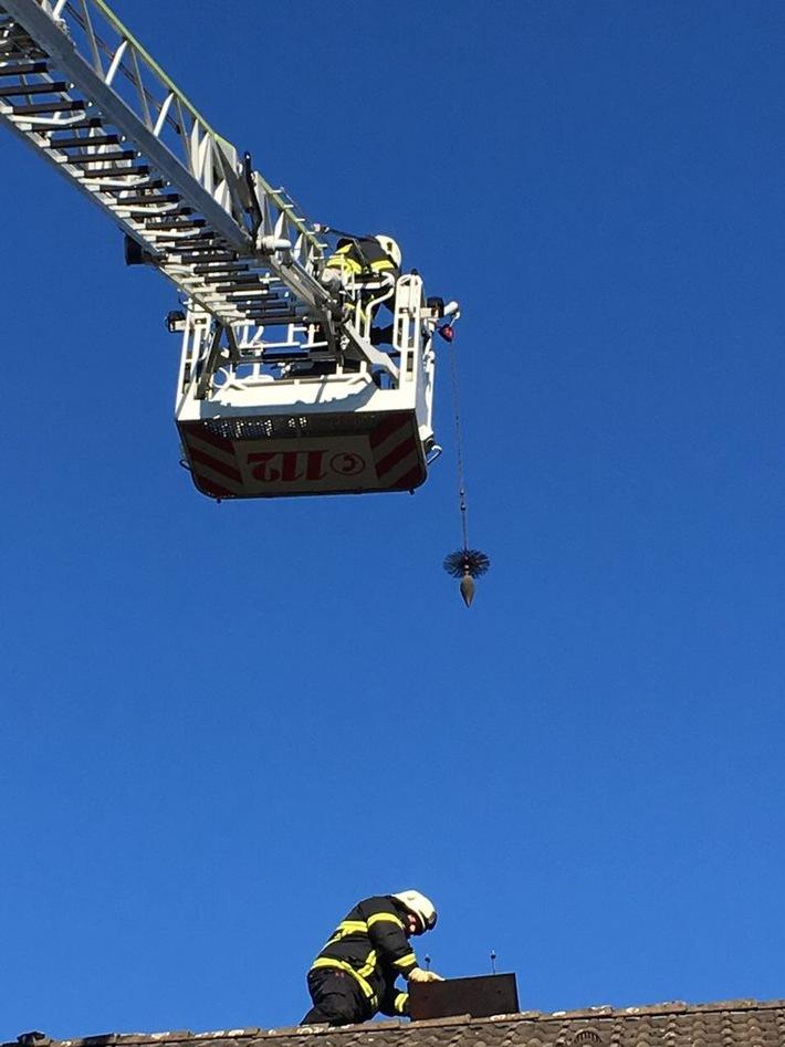 Foto: Buchen - Feuerwehr Iserlohn