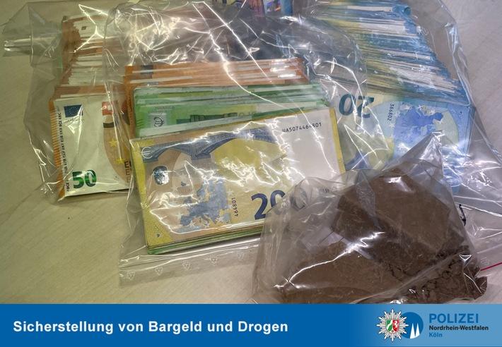 Sicherstellung Bargeld Drogen (sicherstellung-bargeld-drogen.jpg)