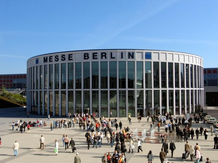 Messe Berlin: Wachstumssprung von 27 Prozent / 2015 erfolgreichstes ungerades Veranstaltungsjahr: 238 Millionen Euro Umsatz
